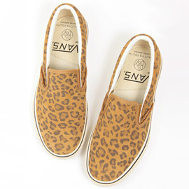 Beauty & Youth x Vans - Leopard Slip-On