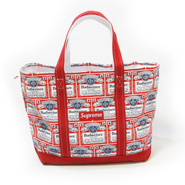 Supreme - Budweiser Canvas Tote
