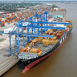 USA - Port of New Orleans