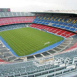 Spain - Camp Nou Barcelona