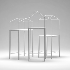 Artem Zigert - Home Shelves, display and tables