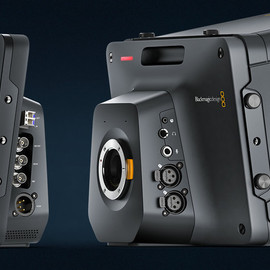 Blackmagic Design - Blackmagic Studio Camera
