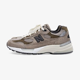 jjjjound, new balance - New Balance 992 - Grey
