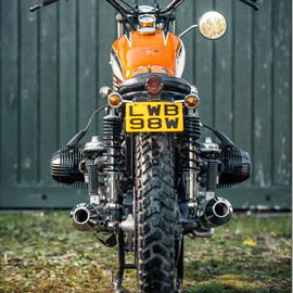 Dust Motorcycles - BMW R100T