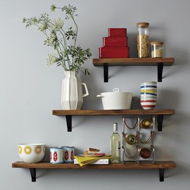 west elm - SALVAGED WOOD SHELF