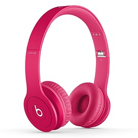 beats - Beats Solo HD On-Ear Headphone (Discontinued by Manufacturer - Pink)