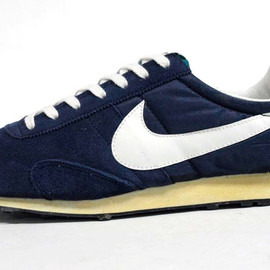 NIKE - PRE MONTREAL RACER 「LIMITED EDITION for EX」 NVY/E.GRN/WHT
