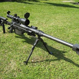 PGM - PGM Hecate IIA bolt-action .50 cal rifle