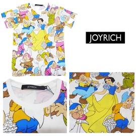 JOYRICH - Snow White Tee