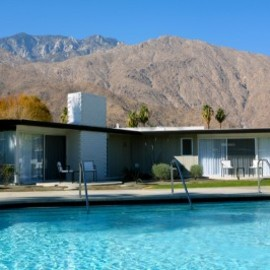 William F. Cody Architect - Horizon Hotel, Palm Springs, California