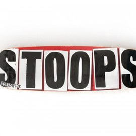 STOOPS - ISSUE 1