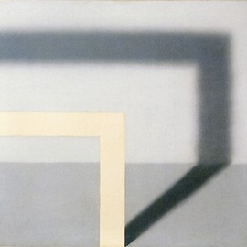 gerhard richter - shadow picture II, 1968