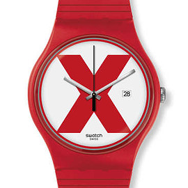 Swatch - XX-RATED RED