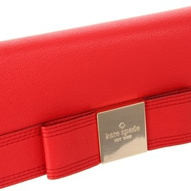 Kate Spade - Kate Spade New York Primrose Hill Shannon Wallet in Red (geranium) - Lyst