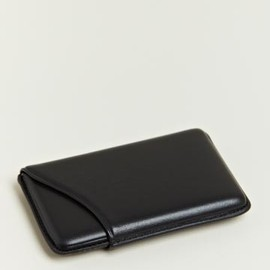 Ann Demeulemeester - Leather Philly Card Holder