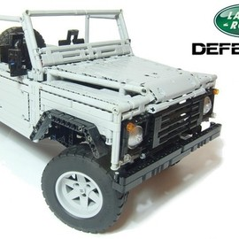 LEGO - Land-Rover Defender 110