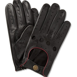 DENTS - DentsPerforated Leather Driving Gloves
