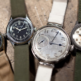 Jantioue - ANTIQUE MILITARY WATCHES