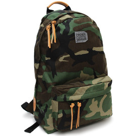 FREDRIK PACKERS - 500D DAY PACK woodland camo