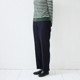 Charpentier de Vaisseau - Wool School Pants