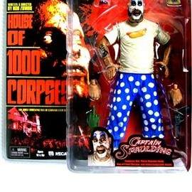 NECA - Cult Classics Exclusive Action Figure Captain Spaulding House of 1000 Corpses