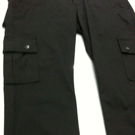 UNDERCOVER X HYSTERIC GROMOUR - cargo pants