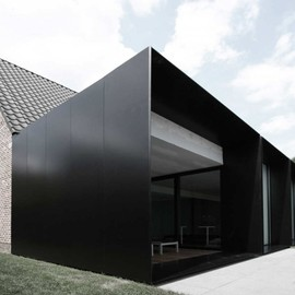 Graux & Baeyens Architects - House DS, Belgium