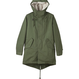 Fred Perry - Union Jack Mods Parka