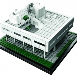 LEGO - LEGO® Architecture series, the Villa Savoye