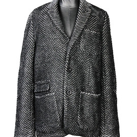 sacai - TWEED JACKET