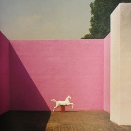 Luis Barragan - Patio Casa Gilardi
