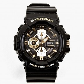 G-SHOCK - Black GAC-100BR-1AER Watch