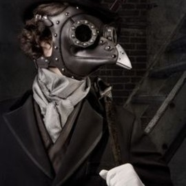 Dr. Beulenpest, Steampunk Plague Doctor Mask