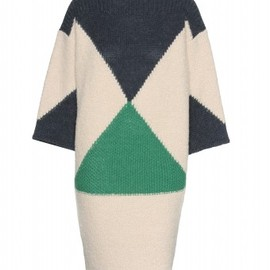 STELLA McCARTNEY - knit dress
