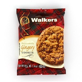walker - extremely ginger cookies