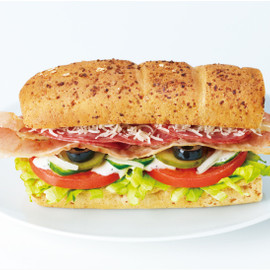 SUBWAY - BLT