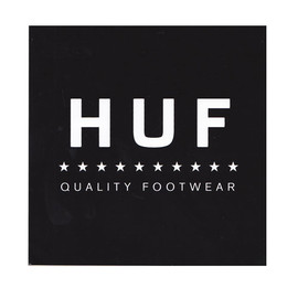 HUF - QUALITY FOOTWEAR (Black)