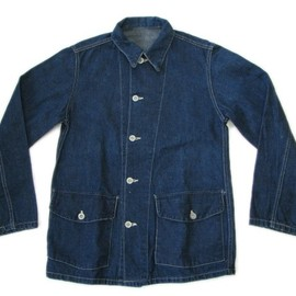 US ARMY - 1930s  Denim COVERALL