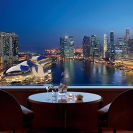 Singapore - The Ritz-Carlton, Millenia Singapore