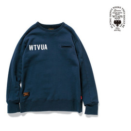 Wtaps - DECK / SWEATER. COTTON 12aw