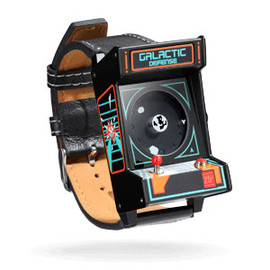 ThinkGeek - Classic Arcade Wristwatch