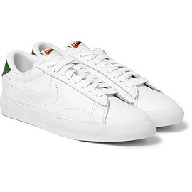 Nike - + Fragment Air Zoom Tennis Classic Leather Sneakers
