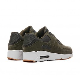 NIKE - Air Max 90 Ultra 2.0 LTR - Olive Canvas/Olive Canvas/Light Bone
