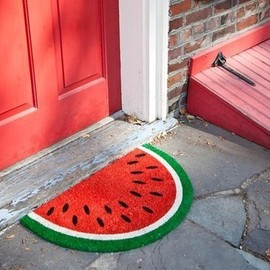 Entryways - Watermelon Non Slip Doormat