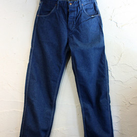 orSlow - PAINTER PANTS 81 ONE WASH
