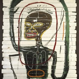 Jean-Michel Basquiat - Flexible  1984