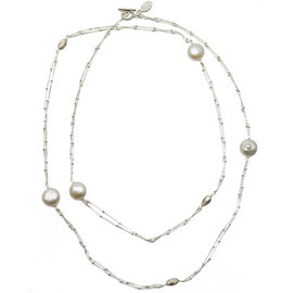 Satya Scainetti & Beth Torstrick - Coin Pearl Necklace