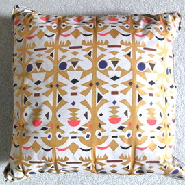 Alexander Girard - Cut-Out Cushion