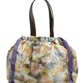 Paul Smith - WATERY HEART PRINT BAG