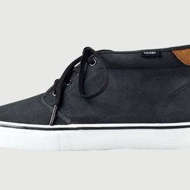 VANS - A.P.C. x Vans Vault Fall/Winter 2011 Sneakers